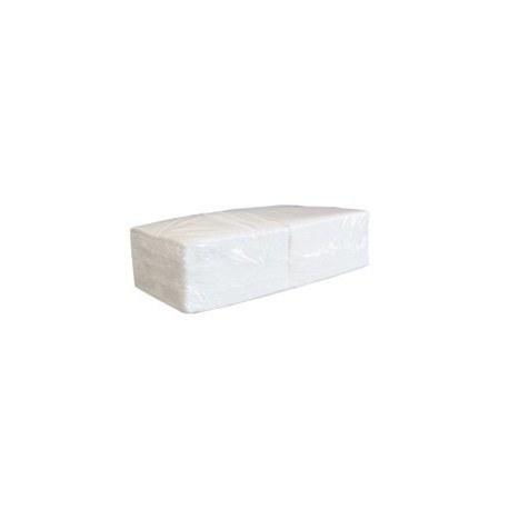 Serwetki białe 40 cm 3 warstwy x 100 sztuk