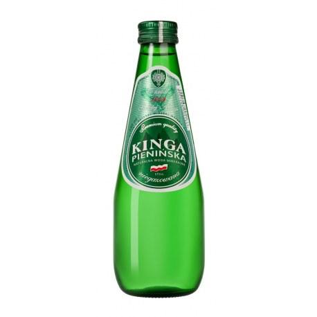 Woda Kinga Pienińska n/gaz Szkło 0.3l 12 sztuk
