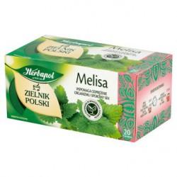 Herbapol Melisa 20 torebek