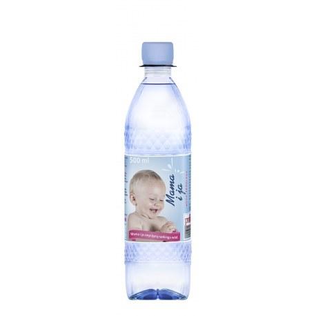 Woda Mama i Ja niegazowana 0.5l x 8 sztuk