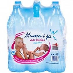 6 sztuk Mama i Ja 1.5 L.