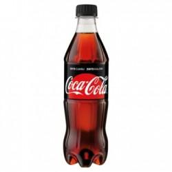12 SZTUK Coca Cola ZERO 0.5l