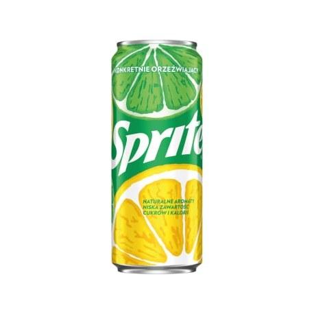 24 sztuki SPRITE 330 ml