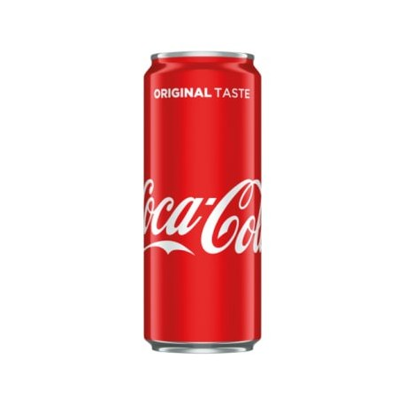 24 SZTUKI COCA-COLA 330 ml