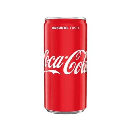 24 sztuki COCA-COLA 200 ml