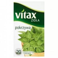VITAX Pokrzywa 20 torebek