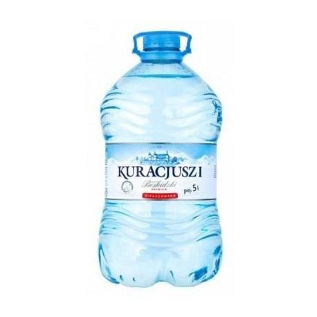 Kuracjusz Beskidzki 5L. 108 butelek PALETA