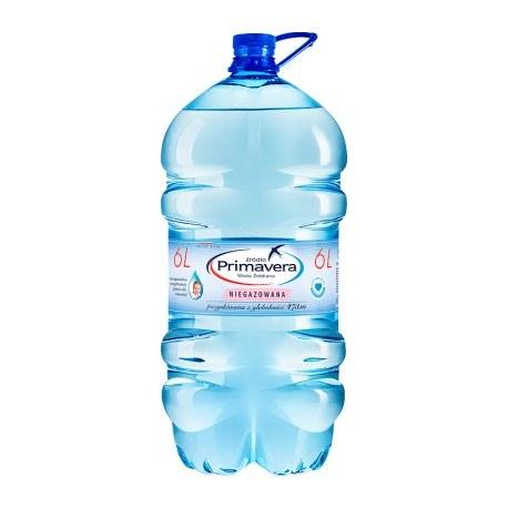 Primavera 6l. 120 butelek PALETA
