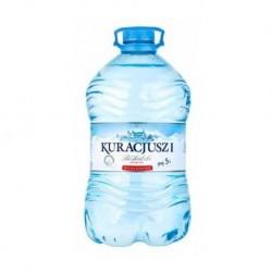 Woda Źródlana Kuracjusz Beskidzki 5l l. Niegazowana