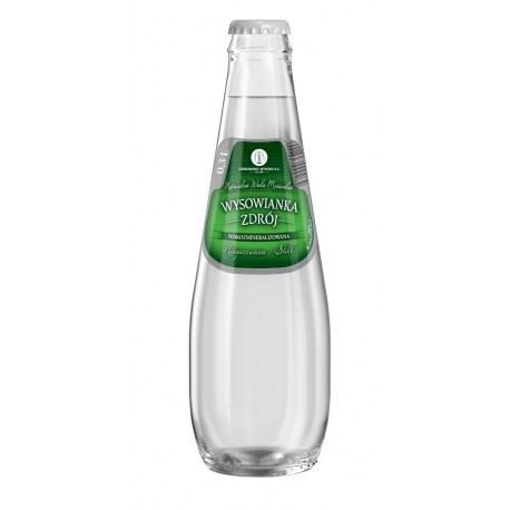Wysowianka ZWRTONA Niegazowana 0.3 l. x 24 butelki