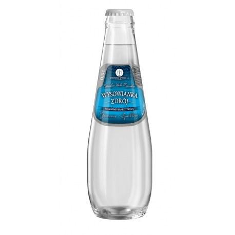 Wysowianka ZWRTONA gazowana 0.3 l. x 24 butelki