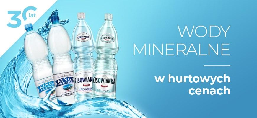 Sprzedaż wody